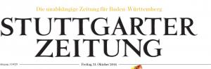 Stuttgarter Zeitung ETHIK SOCIETY - Jürgen Linsenmaier